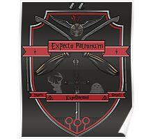 Potter Crest Poster
