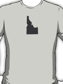 Idaho Plain T-Shirt