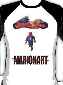Mario Kart Akira T-Shirt