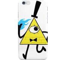 Bill Cipher - Gravity Falls iPhone Case/Skin