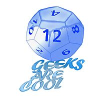 geeks are cool  Photographic Print