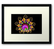 Crown of Paradise Framed Print
