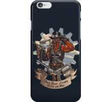 Inevitable Steampunk Version iPhone Case/Skin