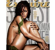 Sexiest Woman Alive - Esquire by RihannaLove