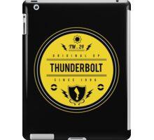 Original Op - Thunderbolt iPad Case/Skin