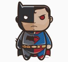 Batman V Superman Vector Kids Clothes