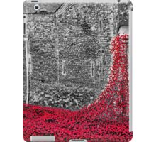 Cascade Of Poppies iPad Case/Skin
