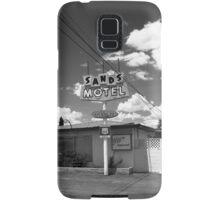 Route 66 - Sands Motel Samsung Galaxy Case/Skin