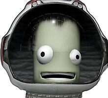 """""""Kerbal Space Program""""- 'Kerbal Head' by Daniel Durocher"""