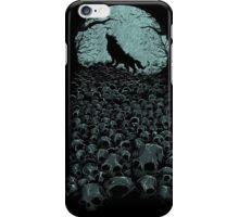 Midnight Hunter iPhone Case/Skin
