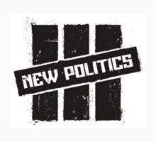 New Politics - B&W Logo by scruffy1b