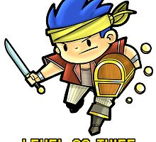 Level 20 Thief by WarpZoneGraphic