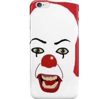 Pennywise the Clown from Stephen King's IT iPhone Case/Skin