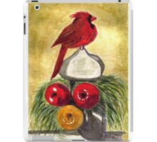 A Holiday Welcome iPad Case/Skin