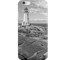 Peggy's Cove Light II iPhone Case/Skin