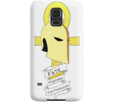 Dr. Fate Favors the Fearless Shirt Samsung Galaxy Case/Skin