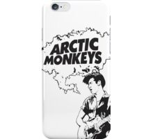 Alex Turner Stencil iPhone Case/Skin