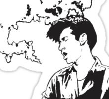 Alex Turner Stencil Sticker