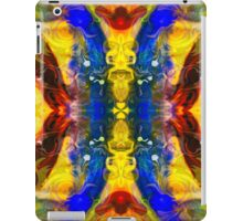 Mysterious Dimensions Abstract Pattern Artwork iPad Case/Skin