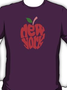 Big Apple New York T-Shirt