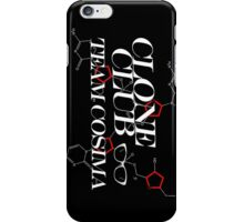 Orphan Black, Team Cosima iPhone Case/Skin