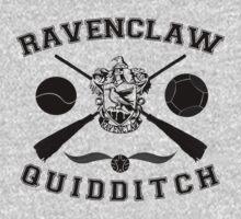 Ravenclaw Quidditch (Black) by Lumos ϟ Nox