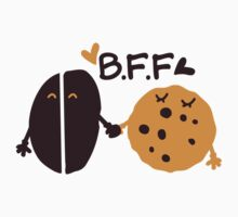 Coffe and Cookie Best friend forever by cheeckymonkey