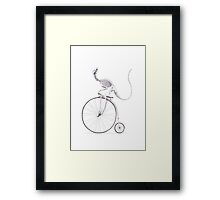 Totally Pimped Framed Print