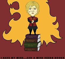 Tyrion Lannister has a mind by itslexatchison