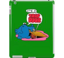 It's A Trap Door iPad Case/Skin
