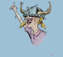 V is for Viking! Kids Clothes