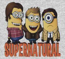 Supernatural by dauzon