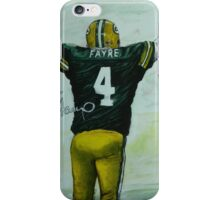 Forever Favre iPhone Case/Skin
