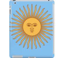 Sol de Mayo- The Sun of May iPad Case/Skin