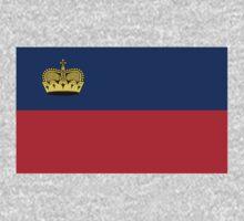 Leichtenstein Flag by cadellin