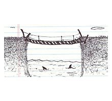 Sharks in the Water - Conference Doodles by Katy Wuerker