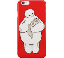 Hairy baby, Grumpy baby iPhone Case/Skin