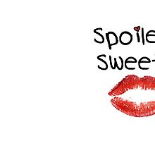 Spoilers Sweetie (Mugs & Travel Mugs ) by PopCultFanatics