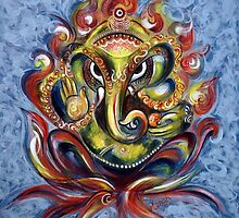 Ganesha by Harsh  Malik