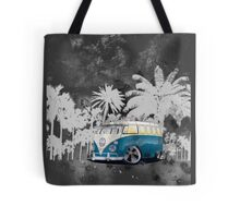 Splitty Grunge (W) Tote Bag