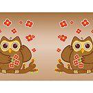 Owl Mug by LoneAngel