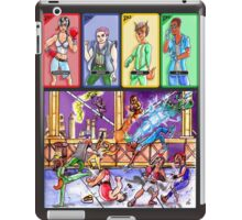'SolForce: B-Team Brawlers' iPad Case/Skin