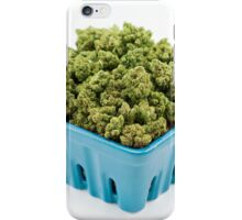 bud picking iPhone Case/Skin