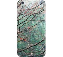 The Aura of Trees iPhone Case/Skin