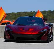 P1 Track Beast  by Timothy  Iverson Auto Photography