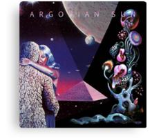 Argovian Sun Canvas Print