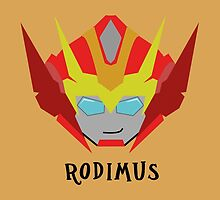 Till All - Rodimus (Hot Rod) by sunnehshides