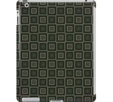 Patternwork V iPad Case/Skin