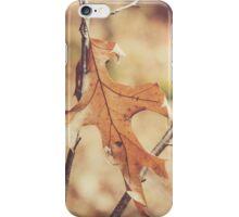 Hello November,  iPhone Case/Skin