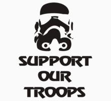 support our troops by jekonu